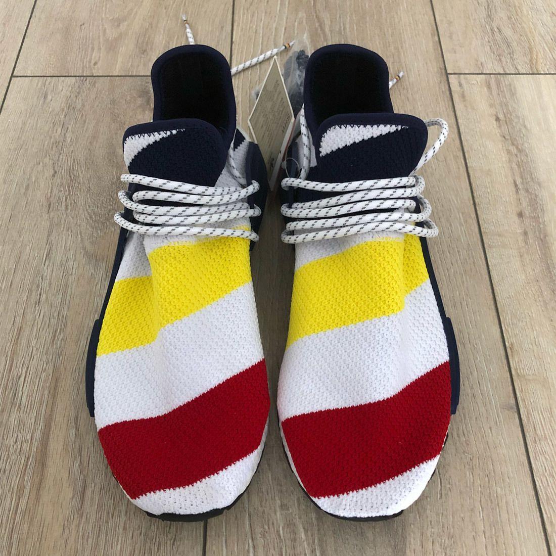 Pharrell X Bbc X Adidas Hu Nmd Sample Sneaker Freaker 10