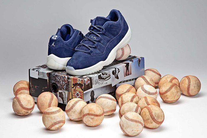 Jordan 11 Low Jeter Re2Pect Release Date Info 1 Sneaker Freaker