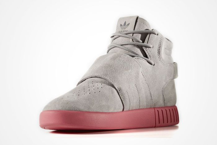 Adidas Tubular Invader Strap Pink 2