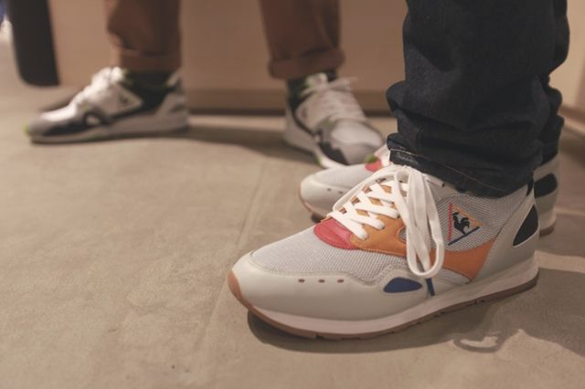 Le Coq Sportif Crooked Tongues Launch 7