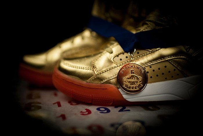 Ewing Athletics Eclipse Gold Medal 3