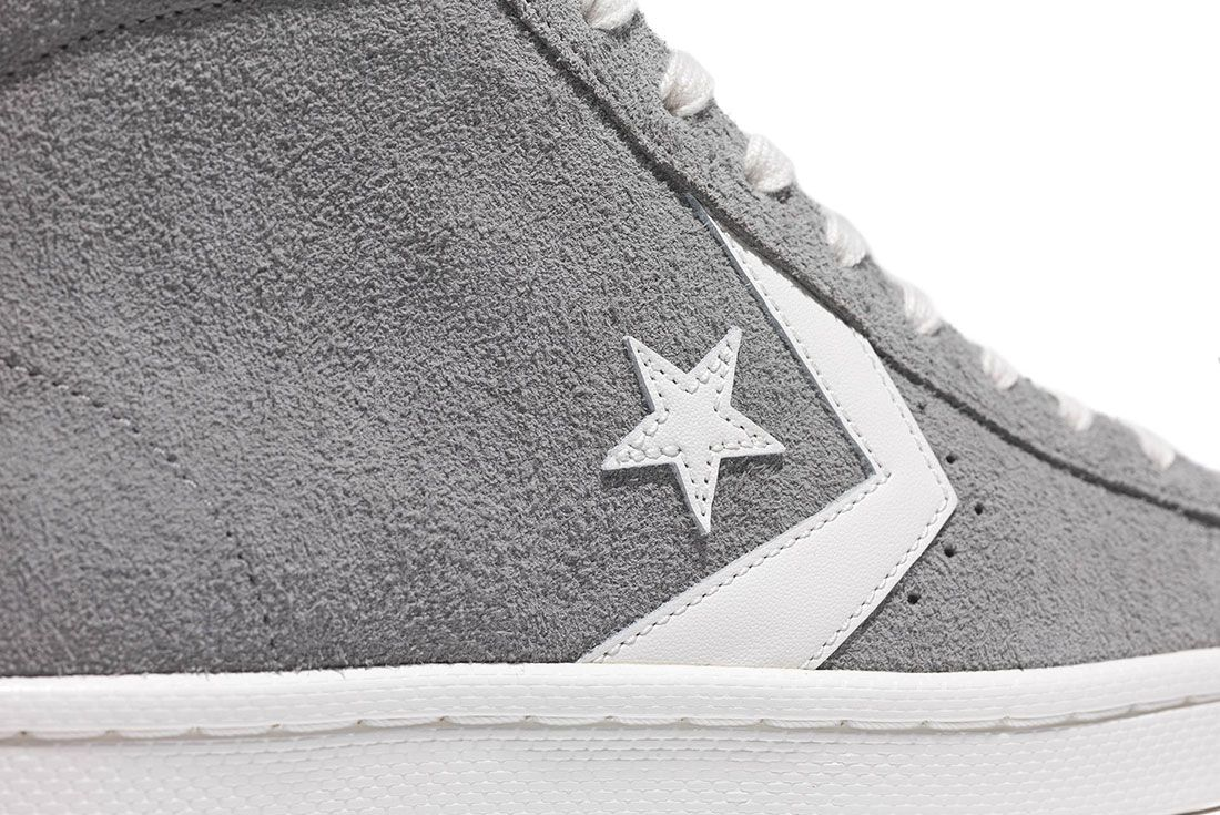 Converse Pro Leather 76 Vintage Suede Pack 1