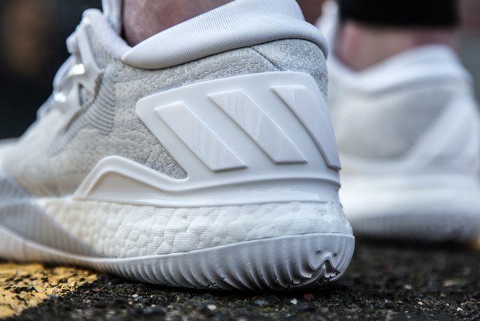 Adidas Crazylight 2016 White1