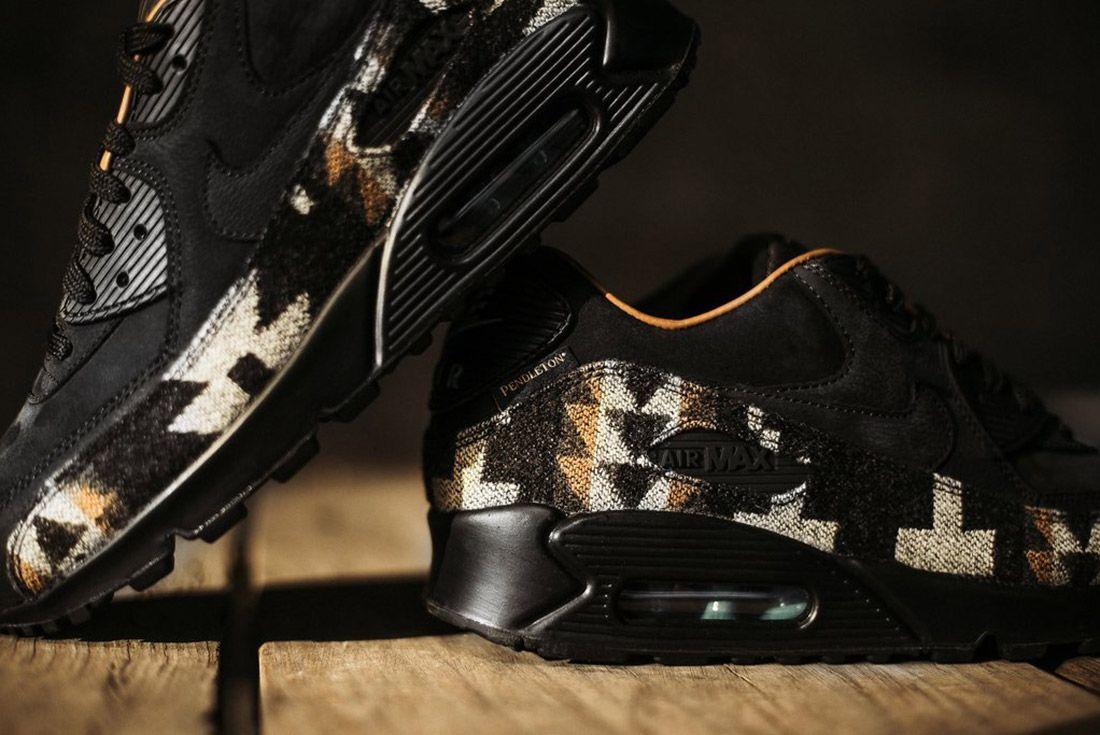 Pendleton Nike Air Max 90 2