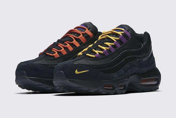 Nike Air Max 95 Blazer Nyc Editions Sheck Wes 5