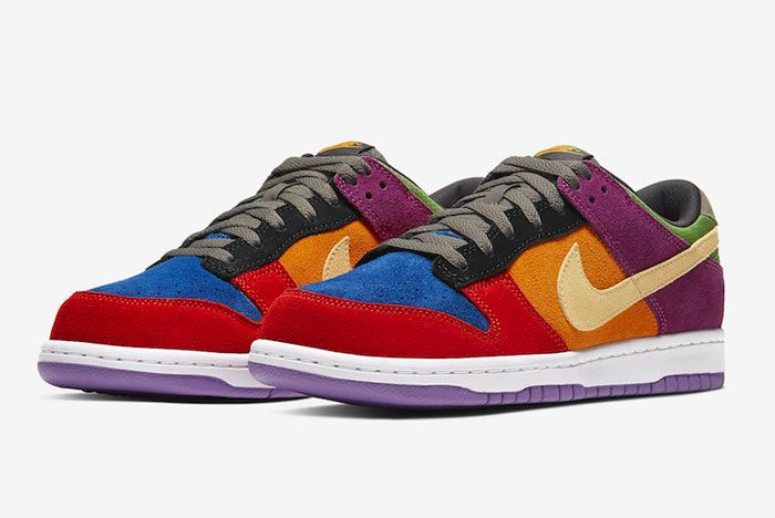 Nike Dunk Low Viotech Toe