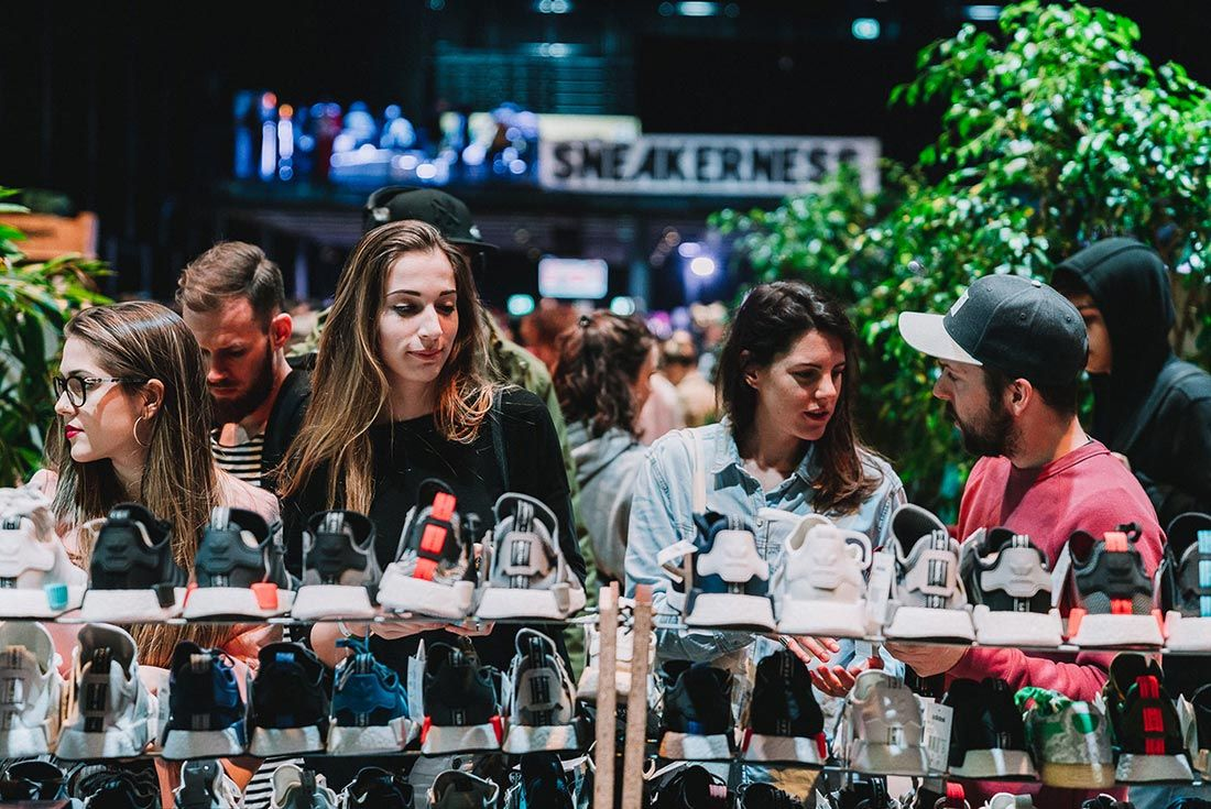 Sneakerness Even Recap Adidas Nmd Stand