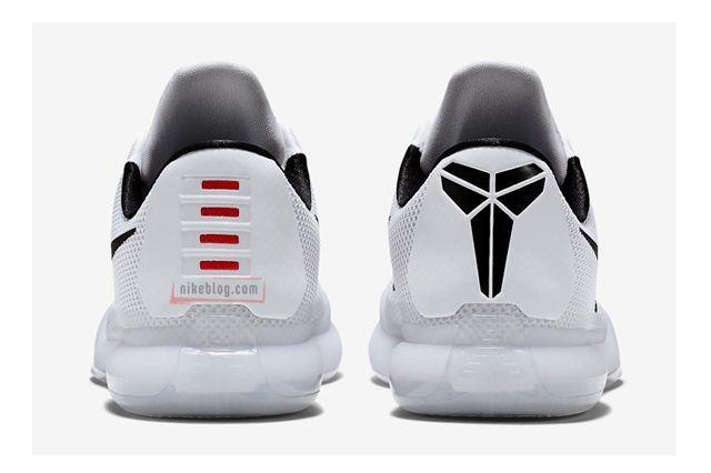 Nike Kobe 10 Black White Preview 4