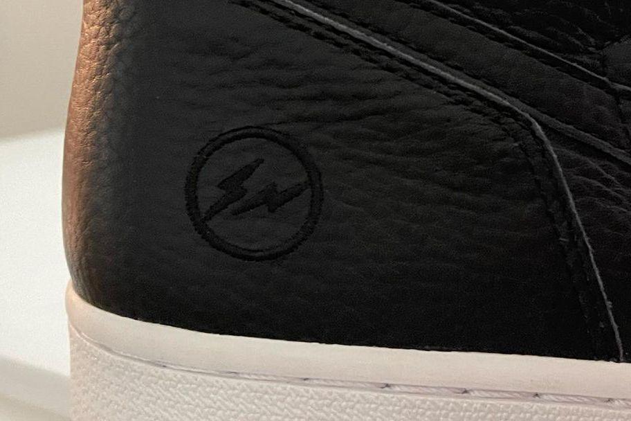 Fragment x Air Jordan 1 Samples