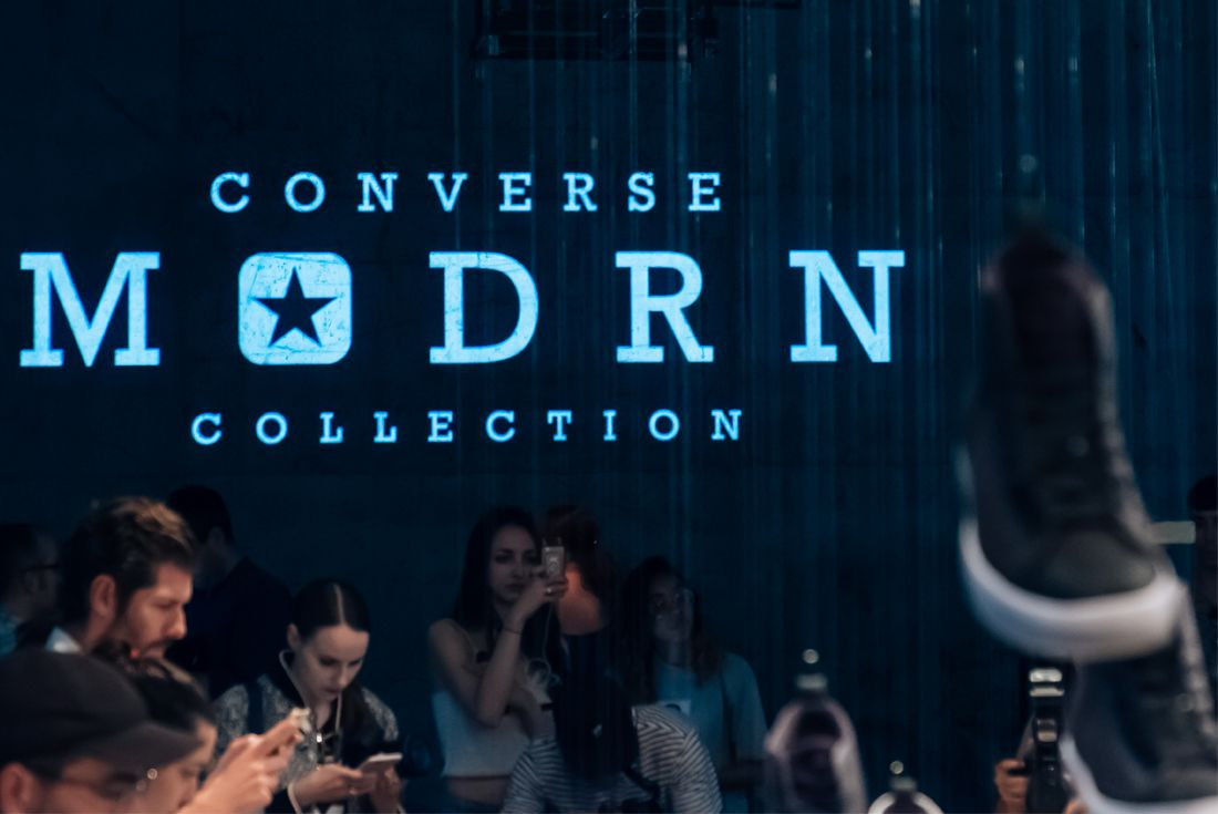 Converse All Star Modern Launch 17