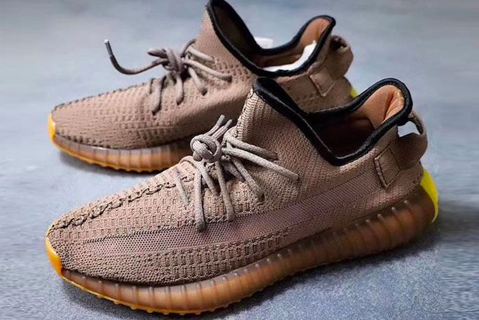 Adidas Yeezy Boost 350 V2 Earth Left