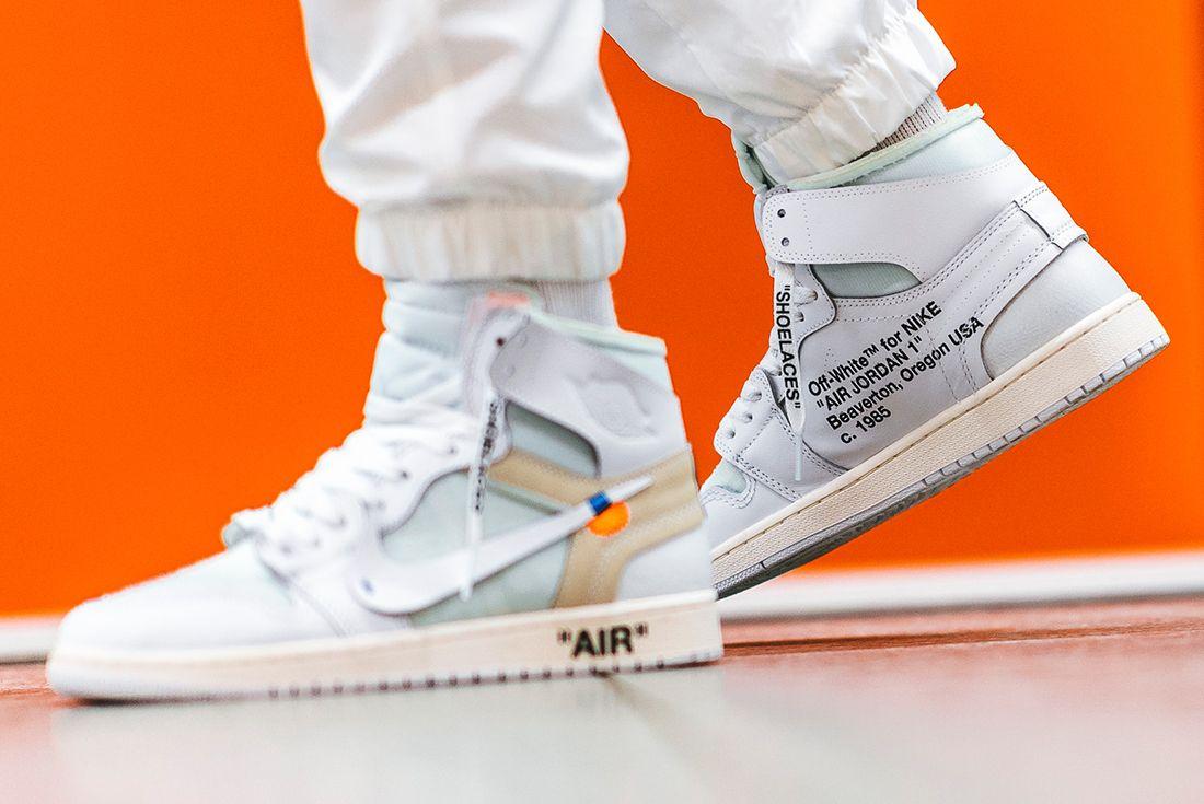 Off White Air Jordan 1 4