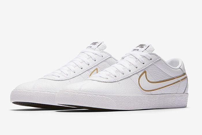 Nike Sb Bruin Premium White Gold 5
