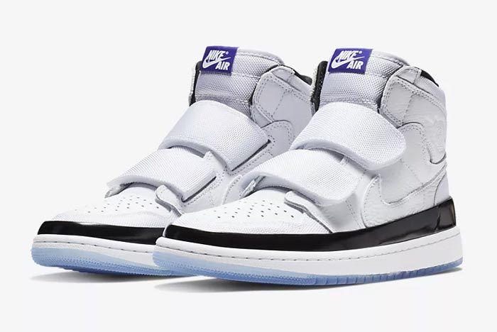 Air Jordan Double Strap Concord 3