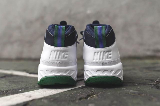 Nike Air Flare Pine Green Bumper 5