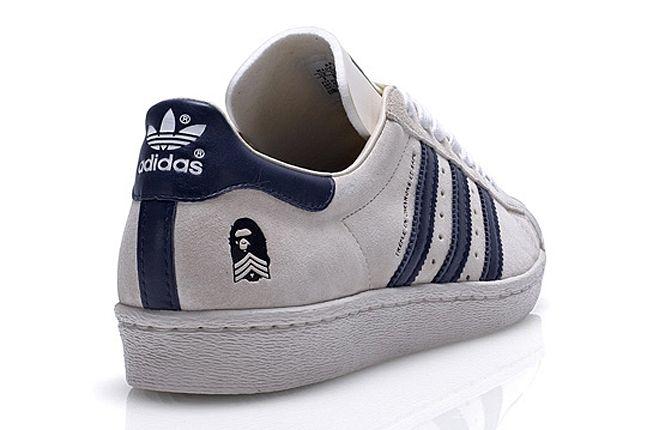 Adidas Bape Superstar B Sides 2 11