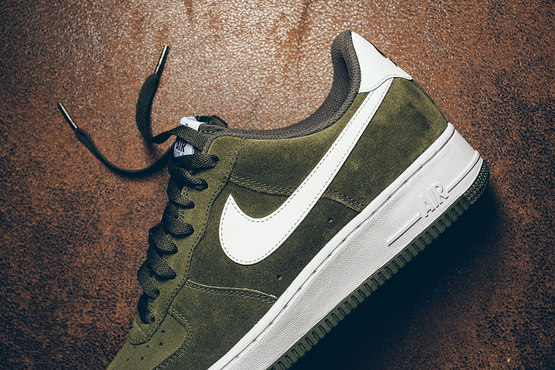 Nike Air Force 1 Cargo Khaki3