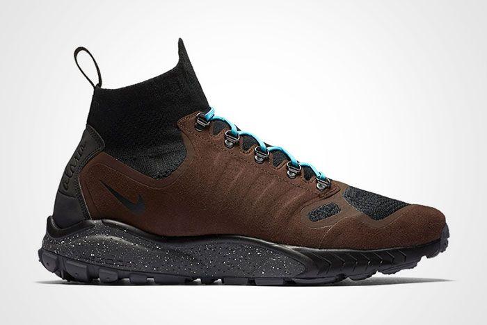 Nike Zoom Talaria Mid Flyknit Brown Thumb