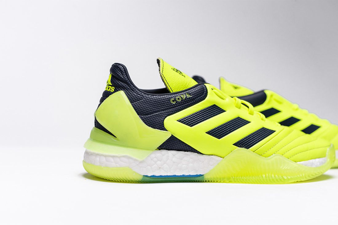 """Adidas X The Shoe Surgeon """" Electricity"""" Copa Rose 2 0 8"""