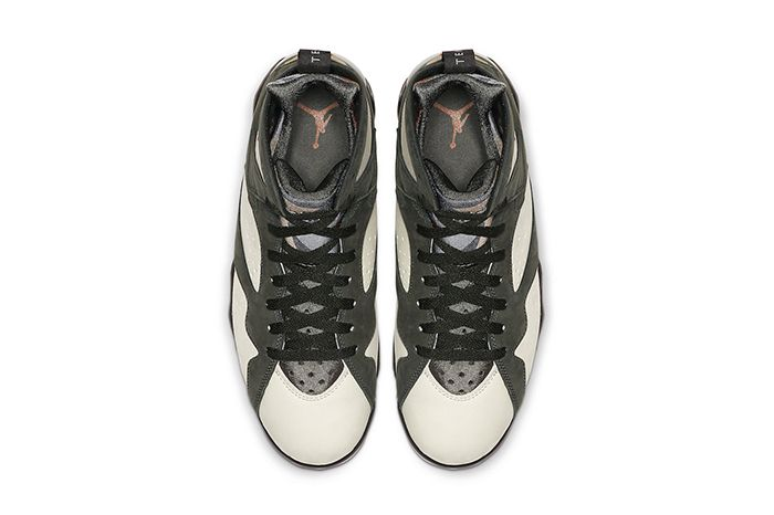 Patta Air Jordan 7 Og Sp Icicle Official At3375 100 Release Date Top Down