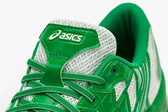 Kiko Kostadinov Asics Gel Kiril Green Tongue Shot