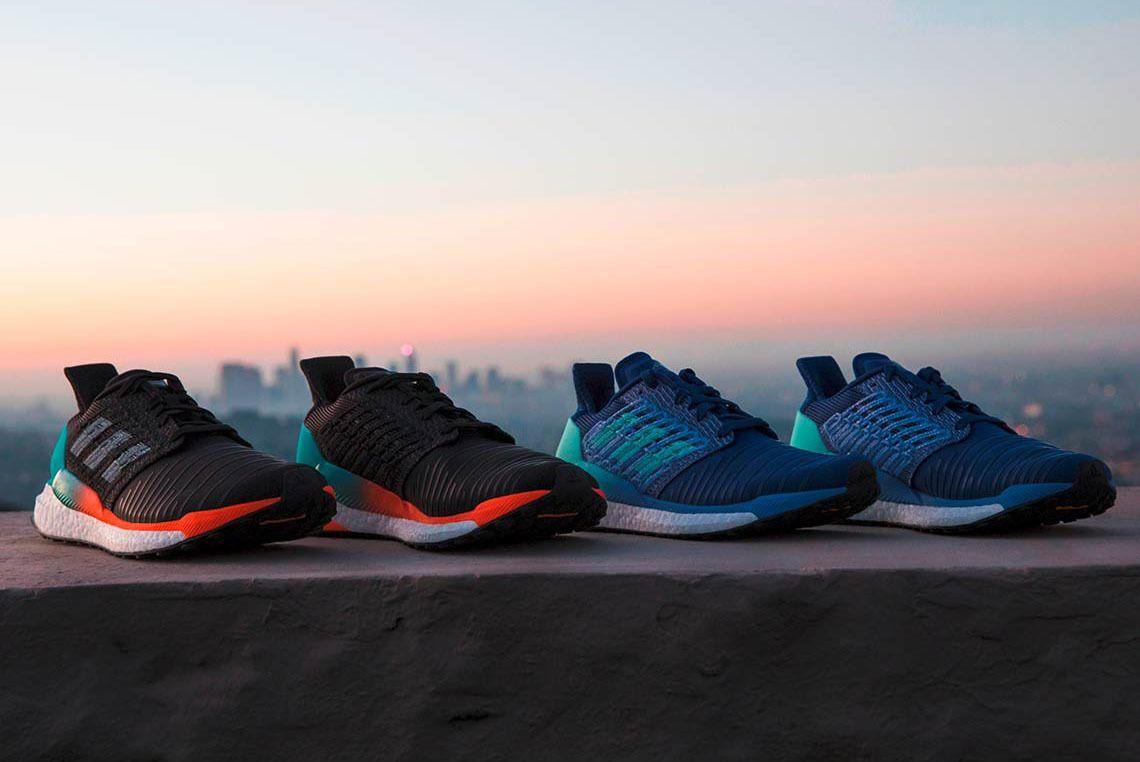 Adidas Solarboost Black Grey Sneaker Freaker