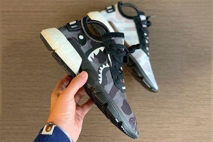Bape Neighbourhood Pod Adidas Sneaker Freaker4