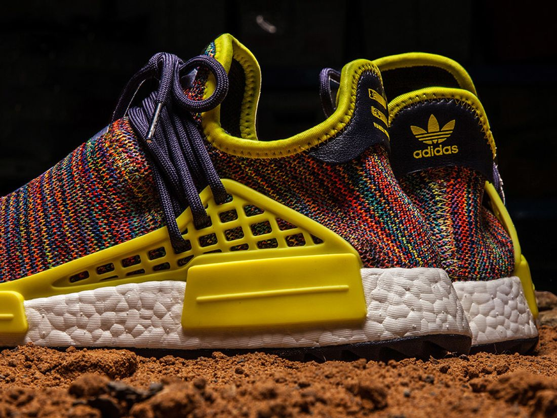 Interpersonal lápiz moneda  Material Matters: adidas BOOST Technology - Sneaker Freaker
