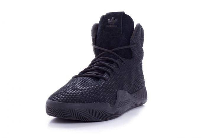 Adidas Tubular Invader Triple Black2