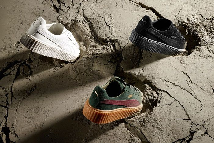 Fenty Puma By Rihanna Creeper Collection New Additions 01