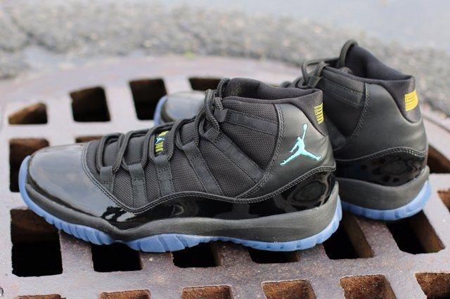 Air Jordan 11 Gamma Blue 7