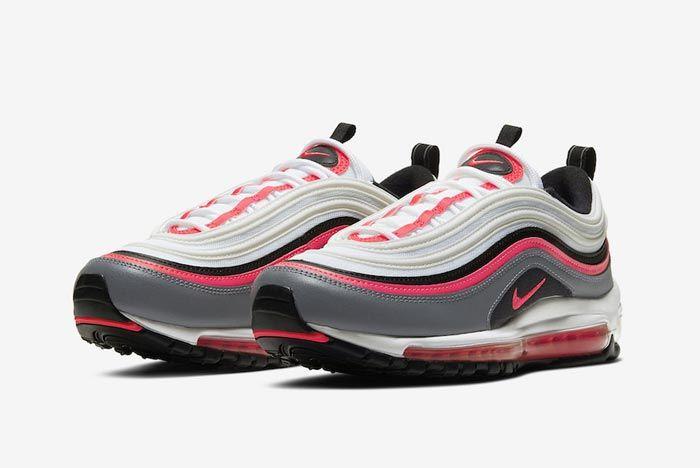 Nike Air Max 97 Infrared Pair