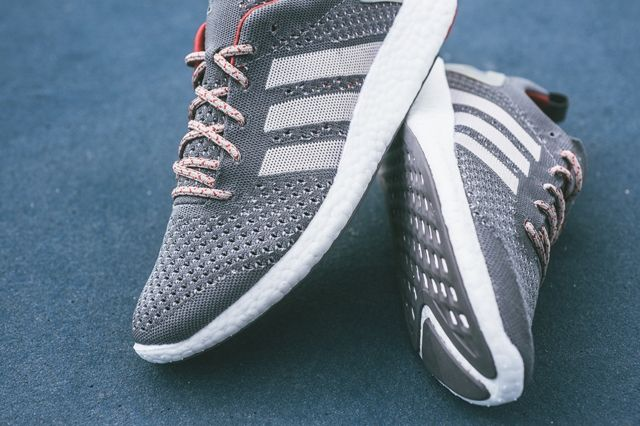 Adidas Primeknit Pureboost Grey 3