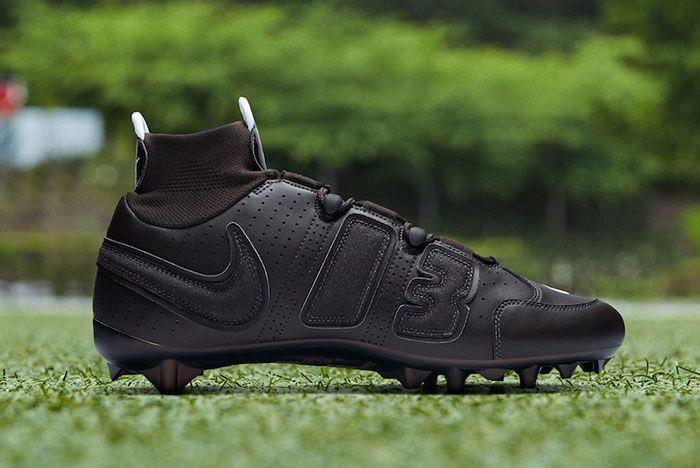 Nike Odell Beckham Jr  Sunday Night Cleats Side