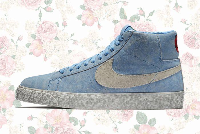 Nike Sb Zoom Blazer Flower 7