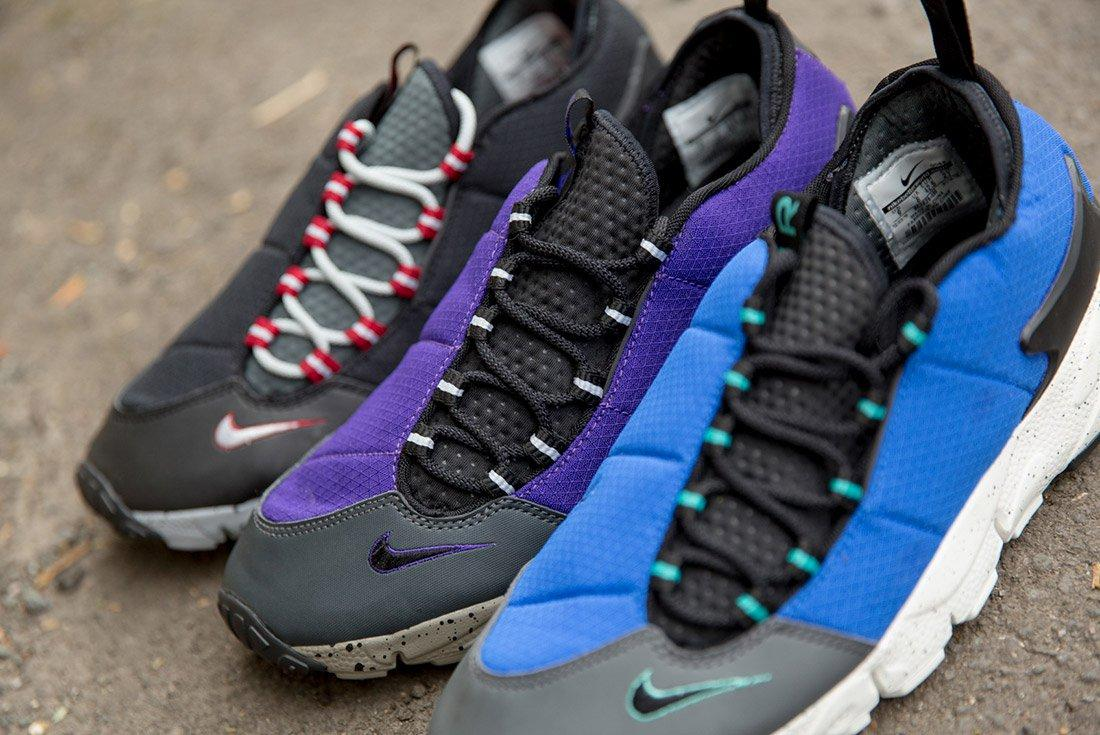 Material Matters Ripstop Nike Footscape Motions Pack