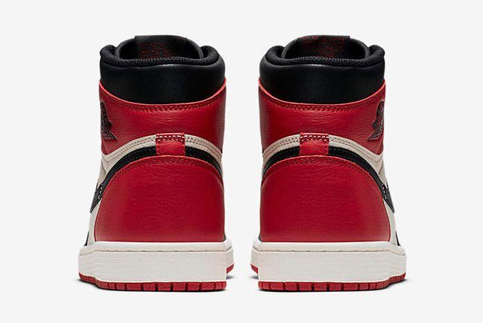 Air Jordan 1 Bred Toe Official Release Details Sneaker Freaker 3