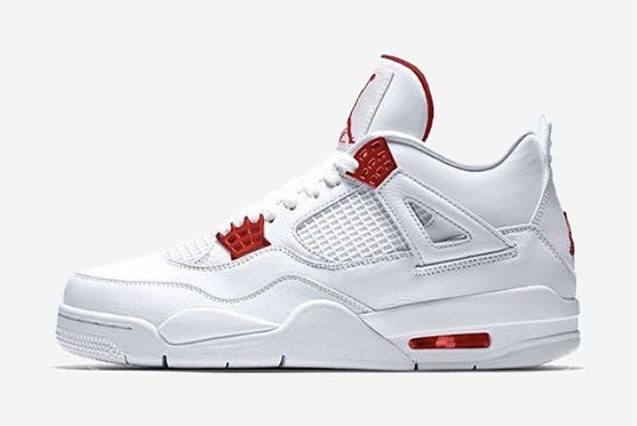 Air Jordan 4 University Red