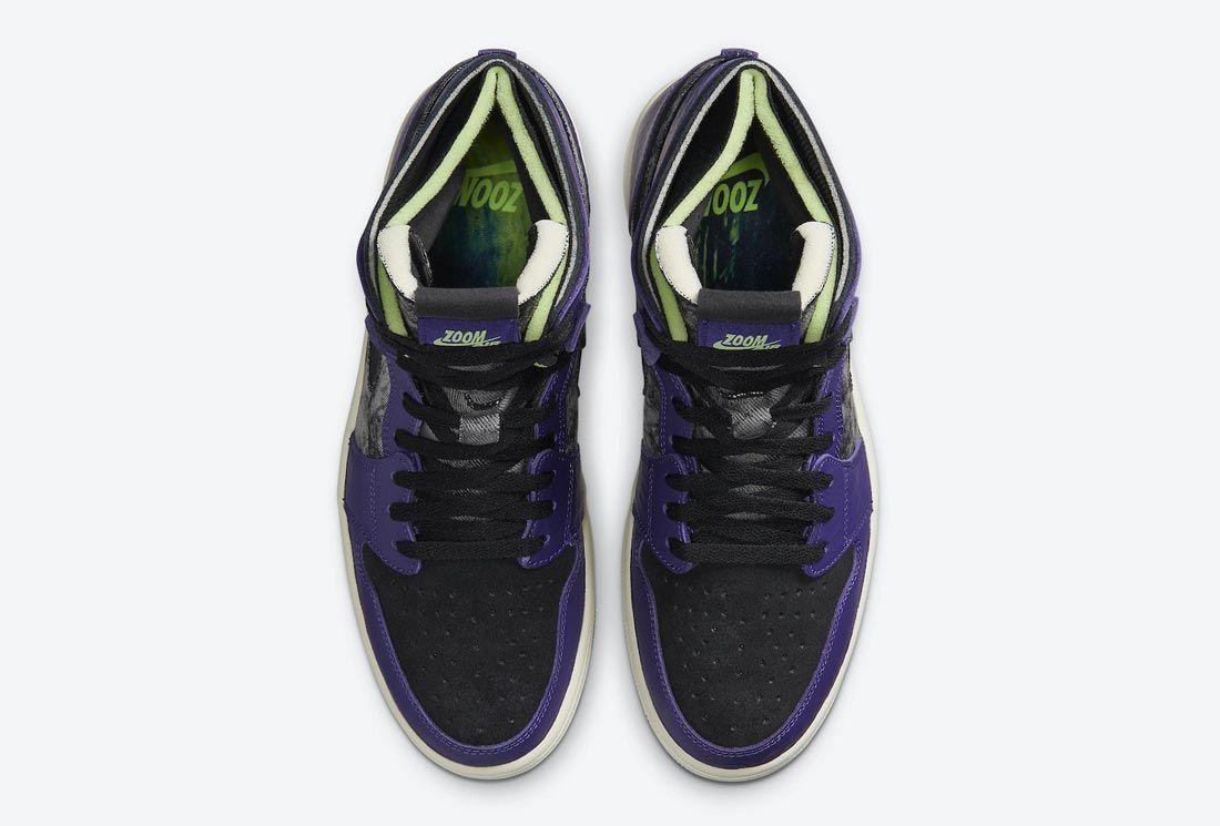 Air Jordan 1 Zoom Comfort 'Bayou Boys'