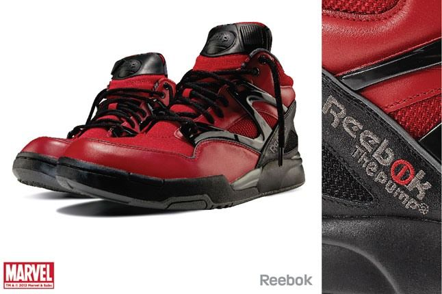 Marvel Deadpool Pump Omni Lite 1 1
