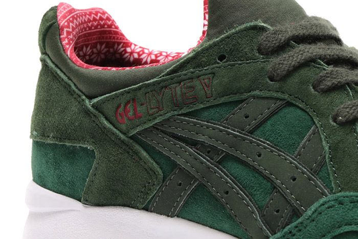 Asics Gel Lyte V Ugly Christmas Sweater 3