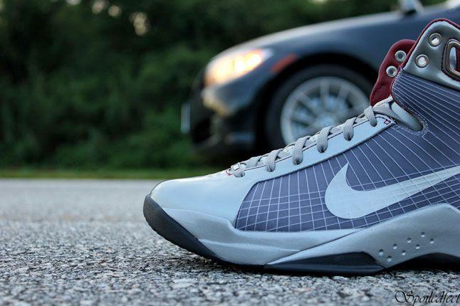Nike Hyperdunk Aston Martin 1