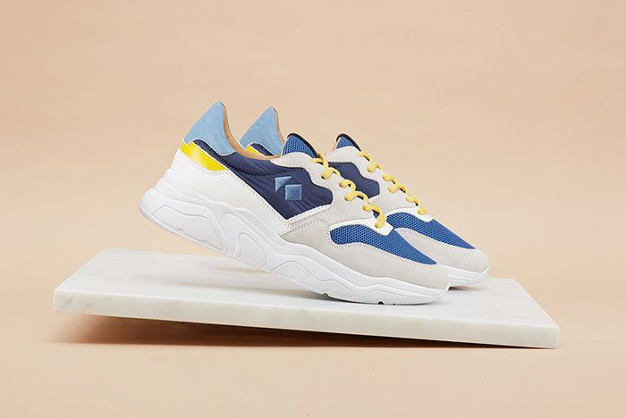 Koio Avalanche Blue Yellow Release Date Price 02 Sneaker Freaker