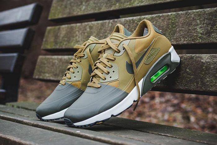 Nike Air Max 90 Ultra 2.0 SE (Militia Green) - Sneaker Freaker