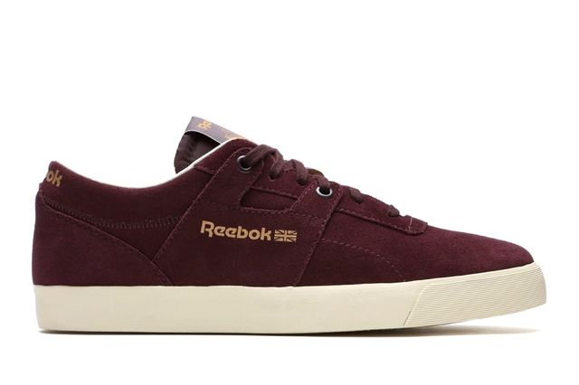 Reebok Classics Reserve The Franchise Low Burgundy