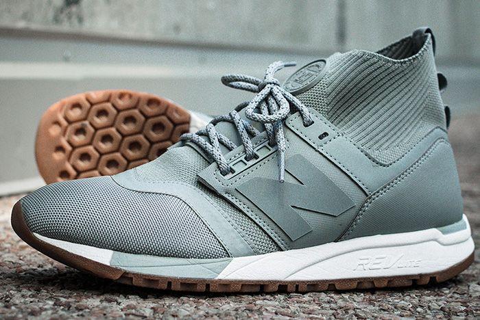 New Balance 247 Mid Sneaker Freaker 7