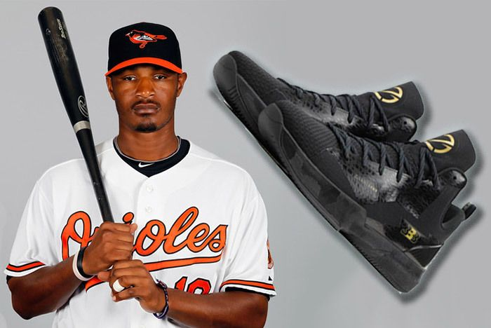 Adam Jones Big Baller Brand