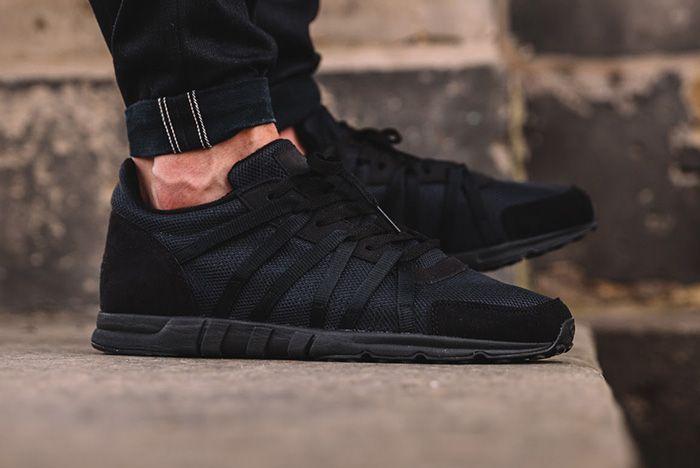Adidas Eqt 93 Triple Black 5