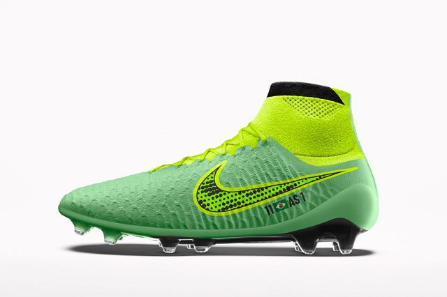 Magista Custom Grn Sideview