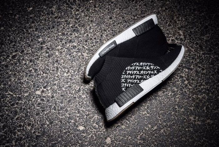 Mikitype X Adidas Nmd City Sock 2